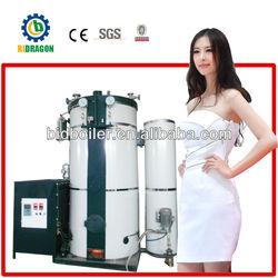China new BVFW boiler biomass home