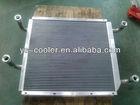oil cooler for caterpillar excvavtor/bulldozer/roller/loader/drillrig