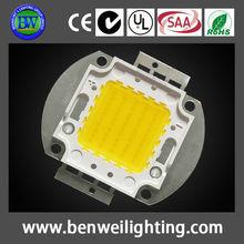 50w epistar chip led warm white on market