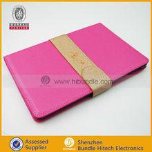 leather case for mini ipad rose design