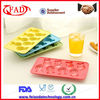 Beautiful Fish Shape Silicone Ice Cube Tray With Lid