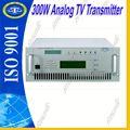 300 W profissional estações de TV equipamento transmissor de televisão por satélite TV a cabo acessórios A2