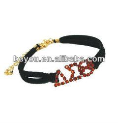New 2013 Theta delta sigma theta greek alphabet bracelet