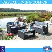 Lounge furniture table chairs set furniture rattan garden furniture Monaco Allibert NEW