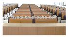 Popular Cheap Price School furniture desk and chair YA-001