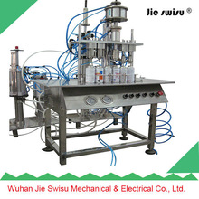 pu foam injection cushion filling machine