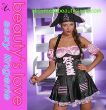 wholesale women Sexy clubwear pirate dress