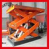 China heavy duty scissor lift