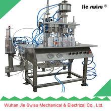 fire retardant pu foam filling machine