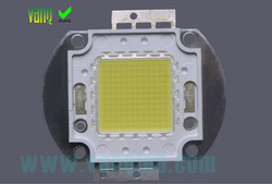 Professional service!!! pure white 100w LED emitting diodes with glass lens, heatsink, power supply