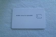 LTE 4G 3G Test Card for Agilent 8960 AG8960 Mobile Phone Test Card Nano Sim test card
