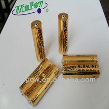 alkaline battery lr6 1.5v dry battery from pro manufacturer