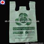 100% biodegradable t shirt bag