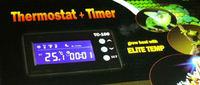 TC-200 Aquarium Reptile Thermostat and Timer