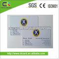 de alta calidad de pvc de plástico de la tarjeta de negocios heidelberg máquina de impresión offset