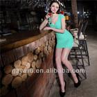 2013 Hot Selling Lady Dress Fashion Thailand