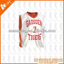 Professional Panel Basketball Uniform Design