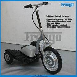 Freego ES350B 3 wheel racing scooter 50cc