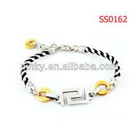 bracelet 2013 wristband cuff bracelet fashion vners 316l infinity symbol bracelet