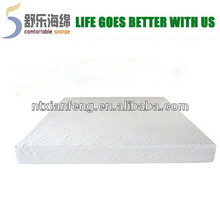 high density mattress memory foam sheet
