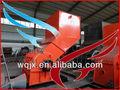 Wanqi caldo vendita frantoio metallo/possono frantoio metallo/rottami di alluminio con prezzo di fabbrica per la vendita