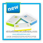 hot and cheap rechargeable travel power bank,portable mobile phone charger