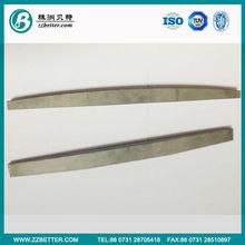 stone working solid tungsten carbide power strip flat