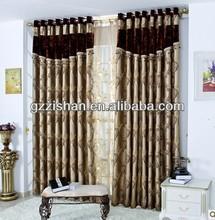 fashion luxious curtain design 2013