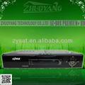 Azbox premium hd+ receptor de satélite digital hd 1080p com wi-fi e dupla tunerfor mercado sul-americano