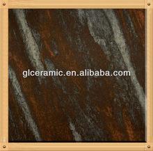 Ceramic Tile Rustic Tile Porcelain Tile 600x600 Strongly Ancient Charm Metallic Design Garden