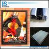 ultra-thin single sided led aluminum snap frame/light up poster frame