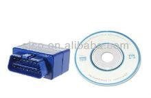 Top Selling Latest Version Super Mini ELM327 Bluetooth Auto Diagnostic Tool Bluetooth ELM 327 For Multi-brands Auto Scan Tool