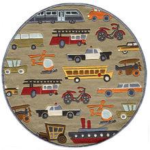 handmade colorful car design, children, kids ,baby rugs,mats