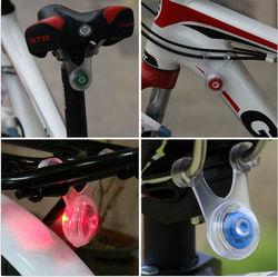 Flashlight LED Bike Spoke Light - Optional Colors