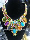 women bohemian collar de moda Necklace - garment decoration
