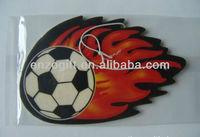football car air freshener, car logo freshener card for sale