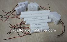nickel-cadmium battery 2.4v 2100mAH for solar lightd