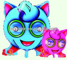 CE approved Pang ding cartoon shape kids' balloon
