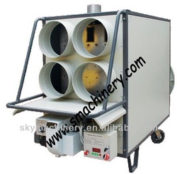Waste Oil Fired Heater