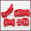 "Popular 1/2"" Curved Plastic Adjustable Buckle"