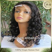 First class pure virgin Brazilian hair wigs in stock,accept escrow