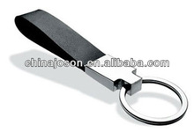 pop metal leather keyring decorative color small type