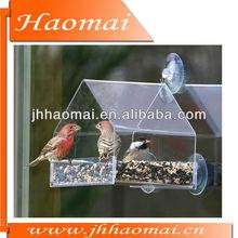 outdoor bird feeder