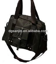 fashion polyester man handbag
