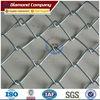 Diamond chain link fence, diamond security mesh fence