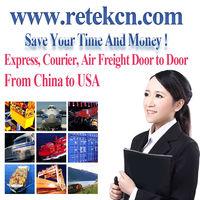 DHL Express from Hongkong to USA