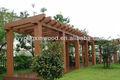أعلى جودة الهواء الطلق حديقة شرفة، wpc أكشاك، wpc العريشة