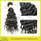 Cheapest! cheapest! 2013 Hotsale virgin brazilian loose deep hair weave
