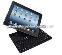 360 Degree Rotating Detachable Bluetooth Keyboard Case For iPad 2/3/4