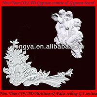 CE certification china plaster of paris ceiling designs